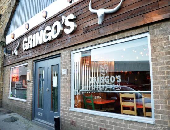 Gringos huddersfield